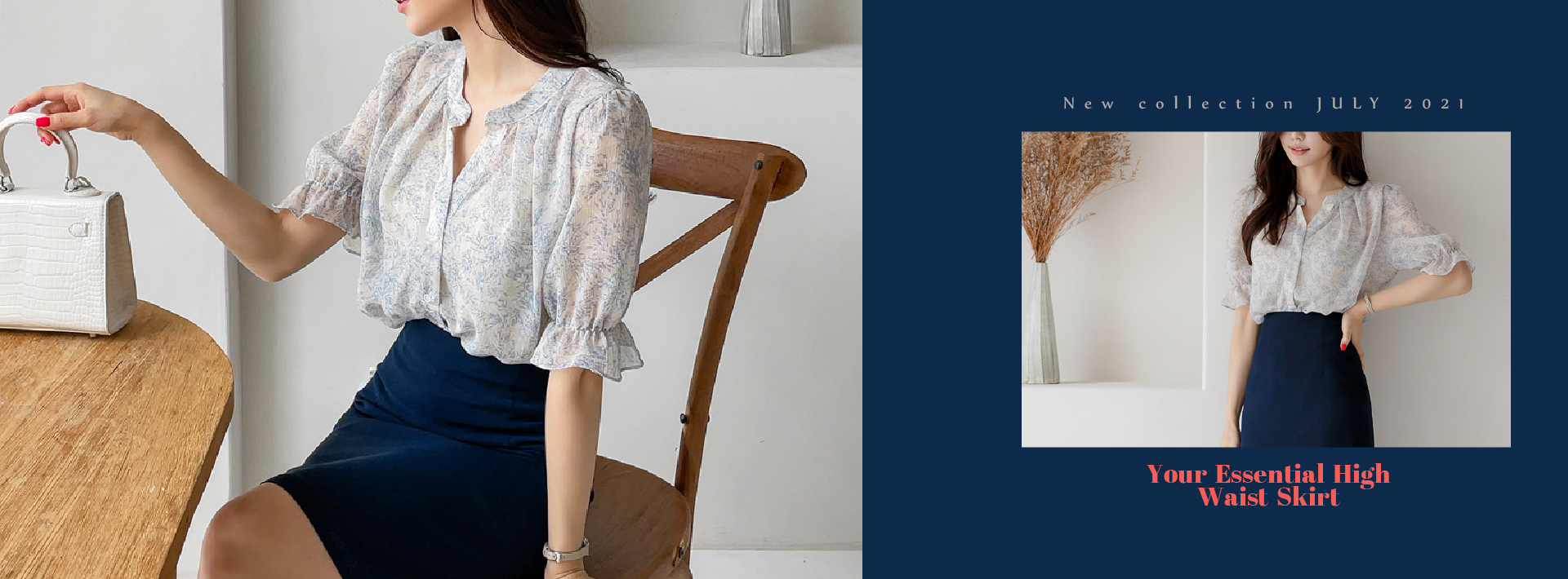 Chân váy công sở nữ đẹp | Mẫu mới về trên Andora