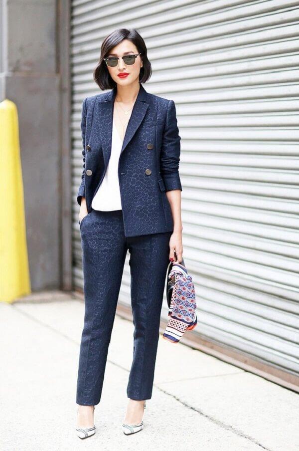 Suit nữ công sở cho giáo viên thanh lịch
